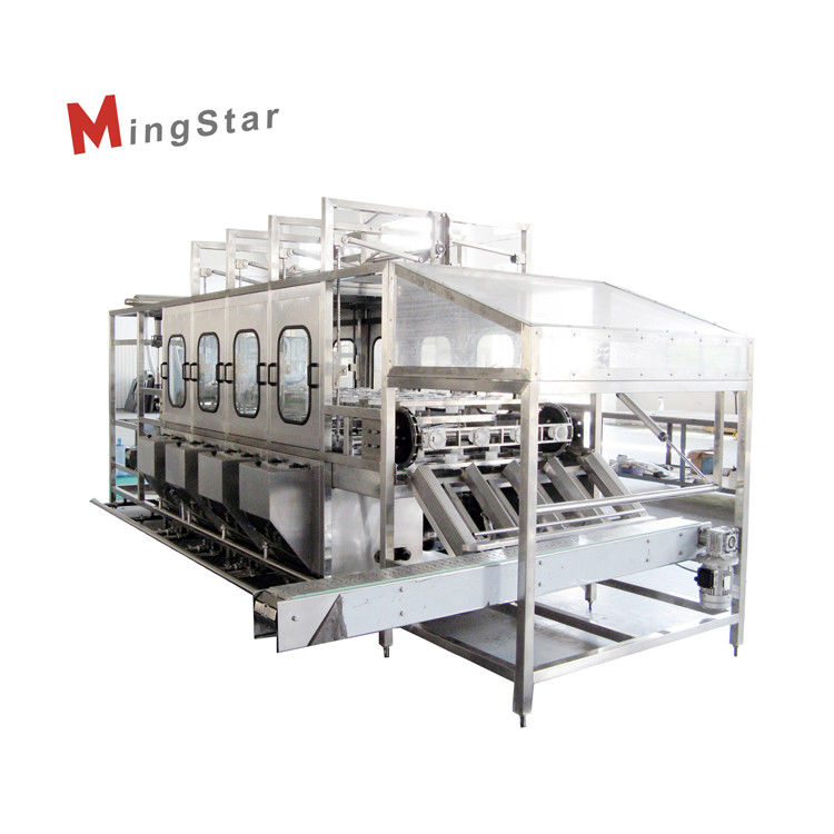 Low Noise High Efficiency 5 Gallon Water Filling Machine With Capacity 600BPH