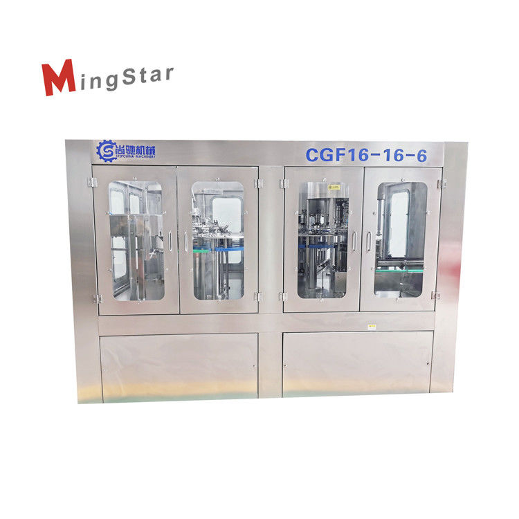 High Production SUS304 Edible Oil Filling Machine For Oliver / Sunflower / Soy Bean Oil